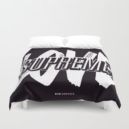 A Love Supreme Duvet Cover