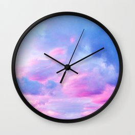 Clouds Series 1 Wall Clock