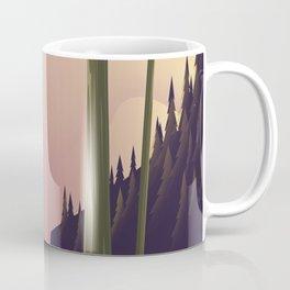 Night Woodland Coffee Mug