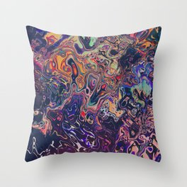 AURADESCENT Throw Pillow