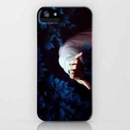 Where Are You Taking Me iPhone Case