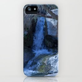 David's Ein Gedi Waterfall iPhone Case