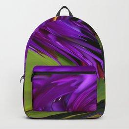 Violet Swirl Backpack