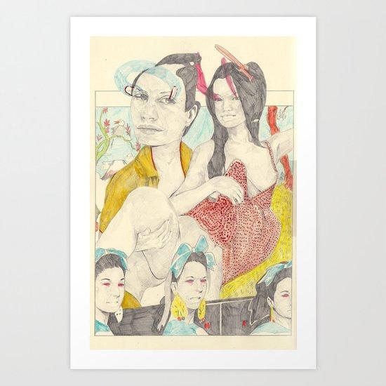 * * Art Print
