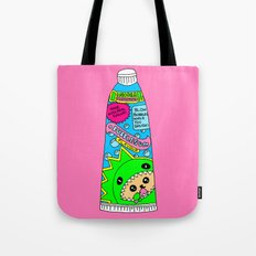 Toothpaste Tote Bag