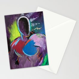A Brilliant Mind Stationery Cards