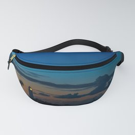 The Lighthouse on the Point Fanny Pack