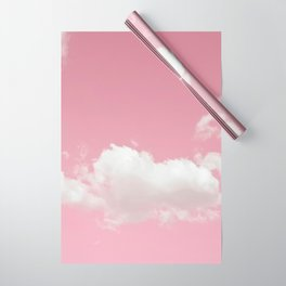 Sweetheart Sky Wrapping Paper