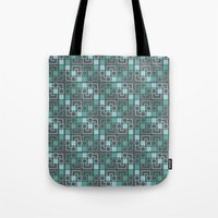 geo Tote Bags featuring Geo by MICALI/ M J
