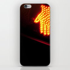 Stop iPhone & iPod Skin