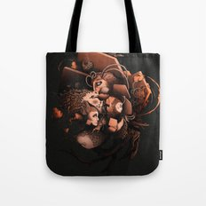 Slow Growth Tote Bag