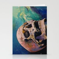 fullmetal alchemist Stationery Cards featuring The Alchemist by Michael Creese