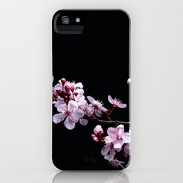 Flower Photography by David Brooke Martin iPhone Case