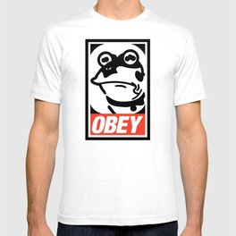 Obey The Hypnotoad T-shirt