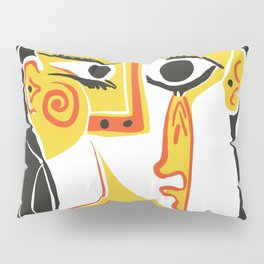 Picasso - Woman's head #2 Pillow Sham