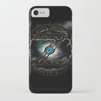 "dragonball z iPhone & iPod Cases featuring ""Z"" by Danbot"