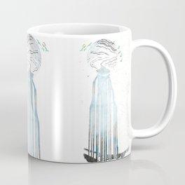 Moon Spring Fall Coffee Mug