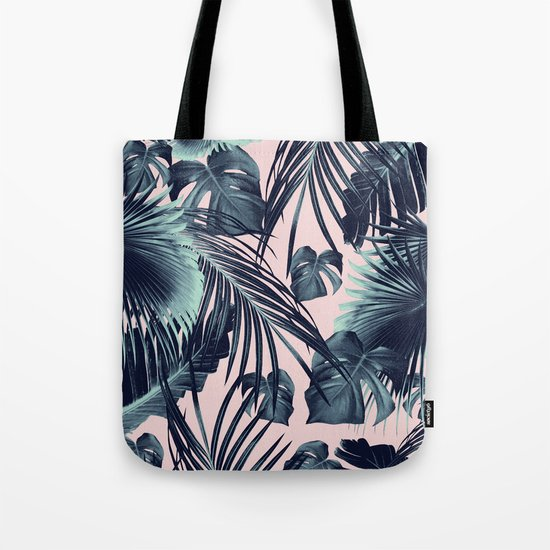 Tropical Jungle Leaves Dream #2 #tropical #decor #art #society6 by anitabellajantz