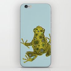 Little frog iPhone & iPod Skin