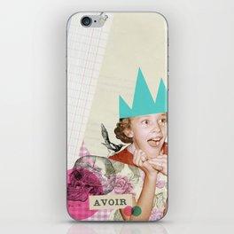 Envie iPhone Skin