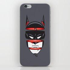 Defrag Man iPhone & iPod Skin