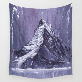 The Matterhorn Wall Tapestry