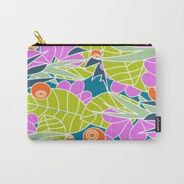 Lush Vegetation #society6 #buyart #decor Carry-All Pouch
