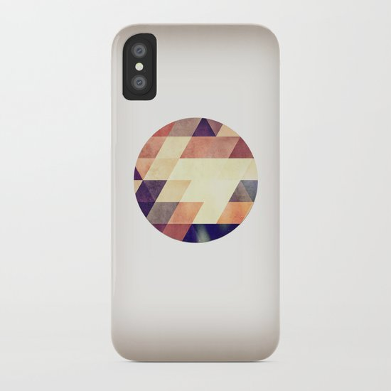 myx_fryme iPhone Case