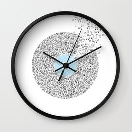 This record listen million people Wall Clock
