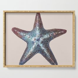Nautical Starfish Serving Tray
