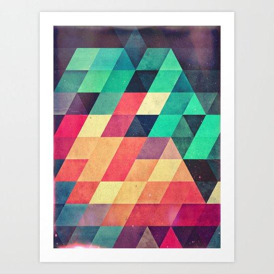 jyxytyl Art Print