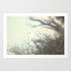 life is dream Art Print