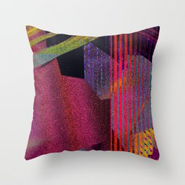 This is a Bridge to Cross Over Throw Pillow