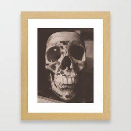 Orbicularis Oculi Framed Art Print