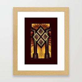 the Four Framed Art Print