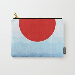 Minimalist Landscape I Carry-All Pouch