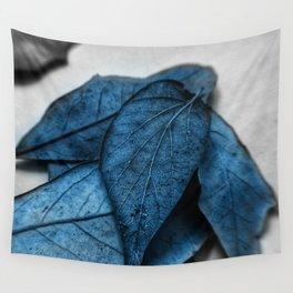 Feeling Blue Wall Tapestry