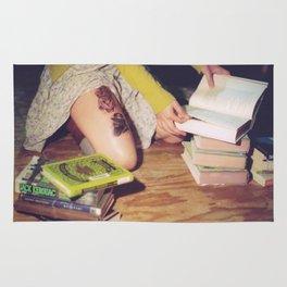Bookish 04 Rug