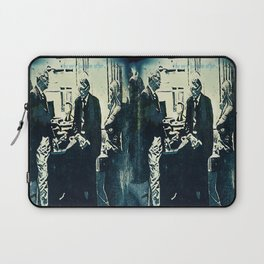 Manage a Trois (Office Drama) Laptop Sleeve