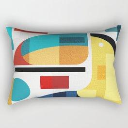 Mr. Tucano Rectangular Pillow