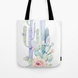 Mixed Cacti 2 #society6 #buyart Tote Bag
