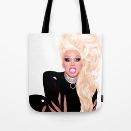 RuPaul, Drag Queen, RuPaul's Drag Race Tote Bag