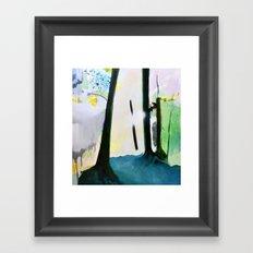 Loving Days Framed Art Print