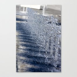 Water2 Canvas Print