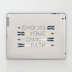 Choose Your Own Path Laptop & iPad Skin
