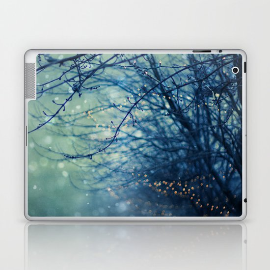 Silent Night  Laptop & iPad Skin