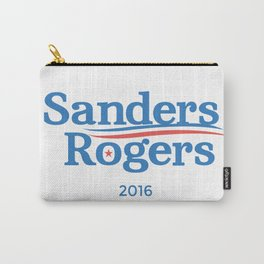 SANDERS ROGERS 2016 Carry-All Pouch