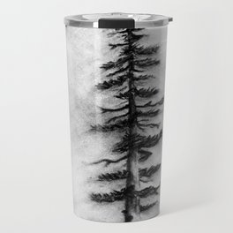 Pine in the Moonlight Travel Mug