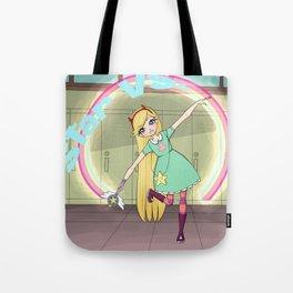 Star VS. Tote Bag