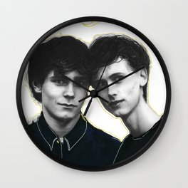 SKAM moon Wall Clock